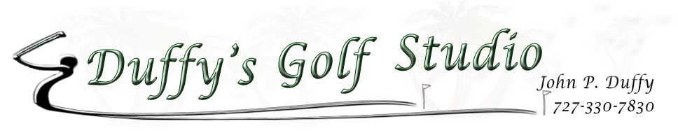 Duffy's Golf Studio Logo